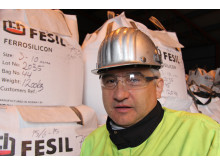 Tommy Tunstad, Fesil Rana Metall