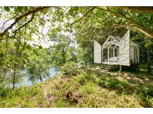 72 hour cabin på Baldersnäs Herrgård