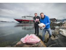 Компания Хуртирутен отказалась от использования одноразового пластика