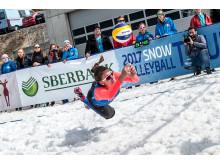 CEV Snowvolley tour