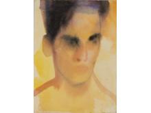 Mats Gustafson, Eric, 1991, akvarell på papper