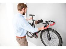 D-Rack - Wandhalterung für Fahrräder