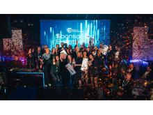 Vinnerne av Sponsor- og Eventprisen 2019