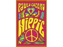 Högupplöst framsidesbild Hippie av Paulo Coelho