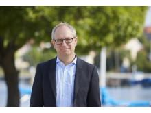 Fredrik Malmberg, generaldirektör Specialpedagogiska skolmyndigheten