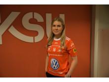 Jonna Stenvall IKSU innebandy