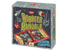 Professor Puzzle Roboter Randale