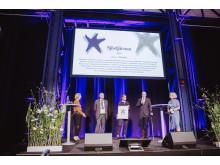 8-fjordar vinner vattenpriset Sjöstjärnan