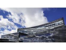 Exteriör Clarion Hotel Arlanda Airport