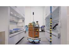 Selvkjørende robot Valencia Survival 2019
