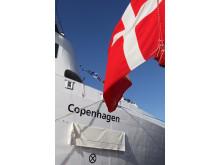 Dåb M/F Copenhagen