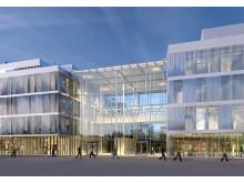 Ny gymnasieskola i Flemingsberg