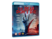 The Dead Don't Die, Blu-ray