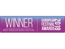 NorthSide vandt Best Medium-Sized Festival