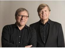 Peter Sandwall och Lars Mörlid