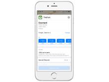 TheFork - restauranger nu bokningsbara i Apple Maps