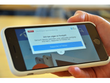 Telenor launches mobile bookmark to report abuse