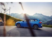 Uusi BMW X1 xDrive25e