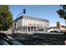 Visualisierung Maritim Hotel Ingolstadt