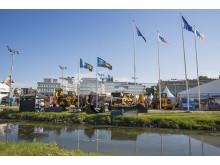 Svenska Maskinmässan 2016 på Solvalla blev en riktig succé.
