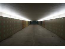 EFTERBILD! Dalaplans gångtunnel i Malmö efter renoveringen!