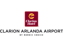 Logotype Clarion Hotel Arlanda Airport, eps