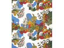 Textile print Anakreon by Josef Frank