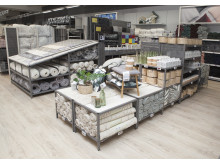 Nytt butikkonsept - Interiørvarer
