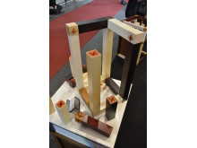 Treeframe/Huglock system