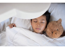 Airsonett® Air4 treats your allergic asthma while you sleep, child