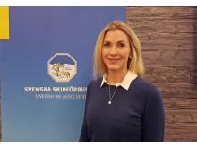 Karin Mattsson, förbundsordförande Svenska Skidförbundet