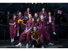 Timbuktu & Damn! spelar 3 juli på Stora Scenen
