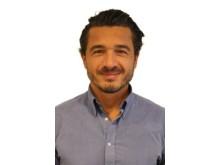 Hosni Teque-Omeirat, affärsutvecklare på Schneider Electric.