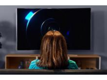 Samsung QLED TV hypnose
