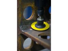Norton minivinkelslip - Användning 2