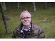 Siegfried Fleischer, professor i limnologi, Högskolan i Halmstad