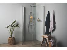 Gustavsberg Shower doors Square