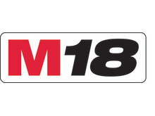 Milwaukee M18 logo