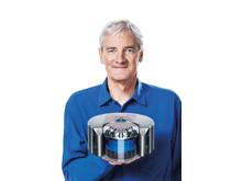 Dyson 360 Eye Saugroboter mit James Dyson