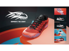 Salming HAWK Indoor Shoe 1819