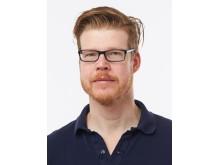 Henrik Jansson, ny forksning- och utvecklingschef