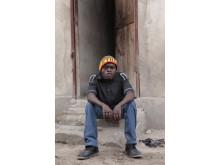 Baba Guston artist från Nairobi