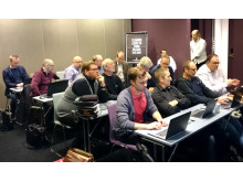 Återförsäljare i Malmö som satte sig i skolbänken för Weblink Unified 2.0