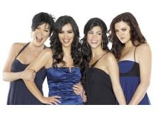 Familjen Kardashian.