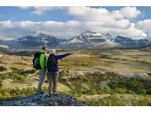 Der Dovrefjell-Sunndalsfjella-Nationalpark