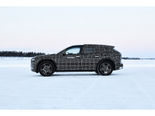 BMW iNEXT vintertest