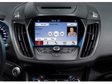Ford lanserer  SYNC 3 i Europa