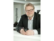 Björn Ödewing, Affärsutveckling Implema AB