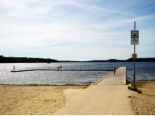 Nydala - sjön med många alternativ