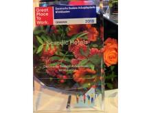 Scandic er Danmarks bedste arbejdsplads til inklusion